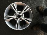 "2012 FORD FOCUS MK5 GENUINE 16"" 5 TWIN SPOKE ALLOY WHEEL SILVER DM5C-1007-B1A"
